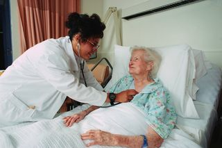 Aging patient