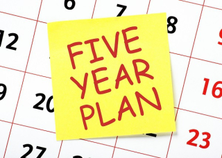 Five Year Plan for Medicaid Eligibility