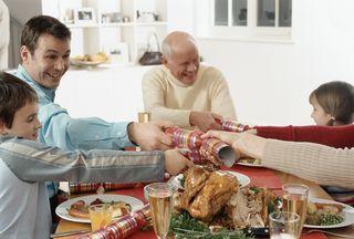 Family - thanksgiving
