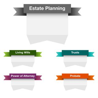 Estate planning wills trusts power of attorney